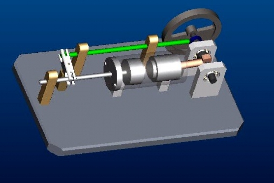 magneticpiston