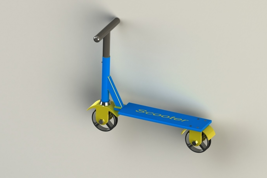 scooter AB